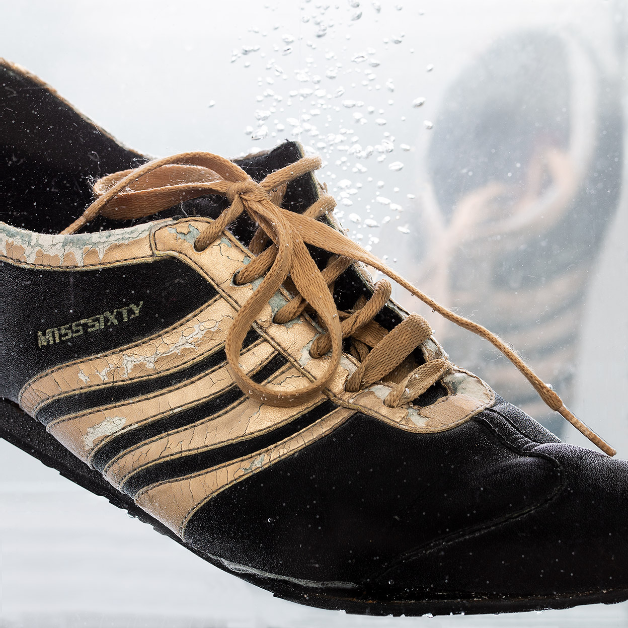 Fashion under Water - Shoes by Miss Sixty, by Gunnar Wöbse